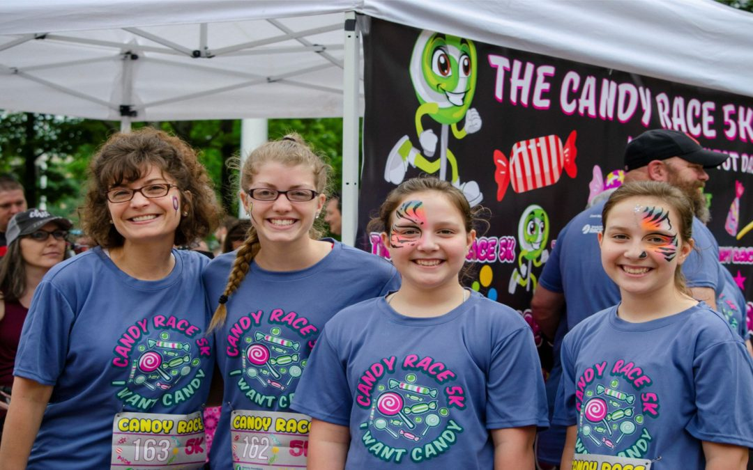The Candy Race 5k Columbus Virtual Race