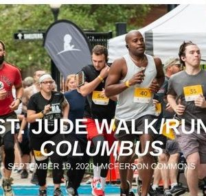 St Jude Walk Run Columbus