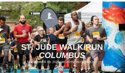 St Jude Walk Run Columbus