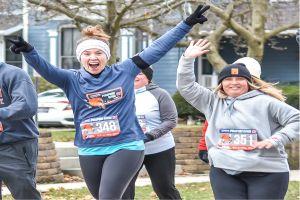 Pumpkin Dash 5k Run Marysville Ohio
