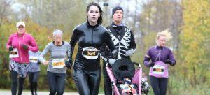 Skeleton Skedaddle Run