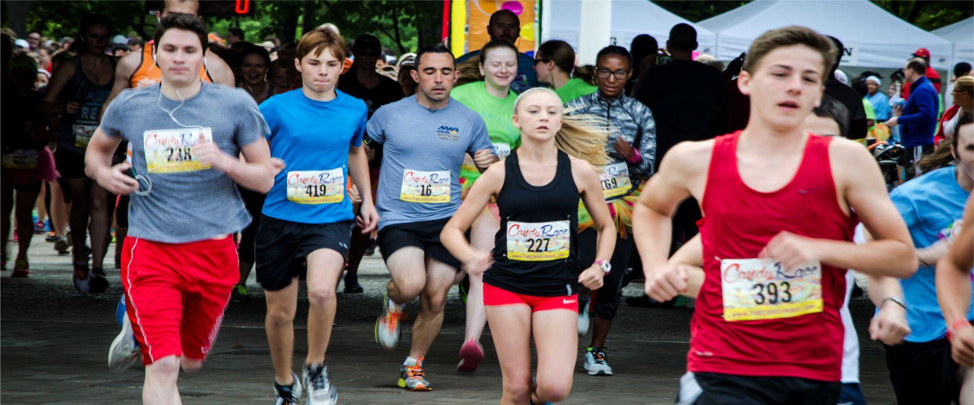 Candy Race 5k Columbus
