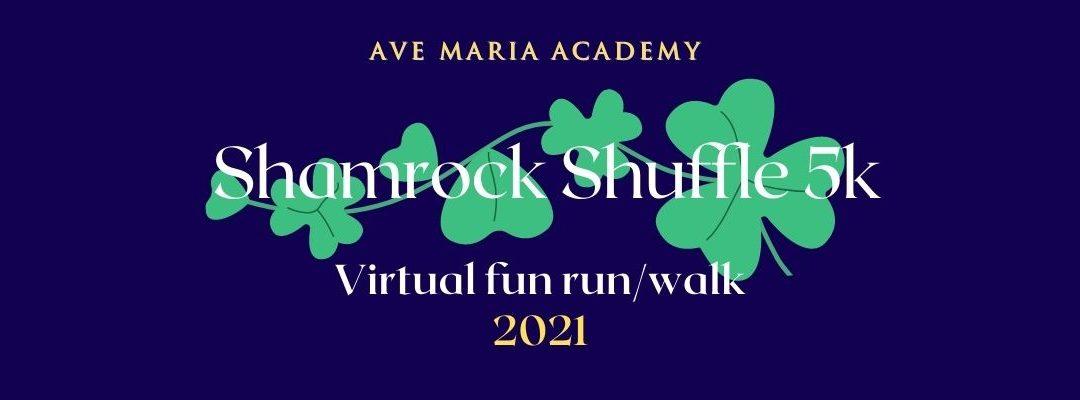 Shamrock Shuffle 5k Virtual Race