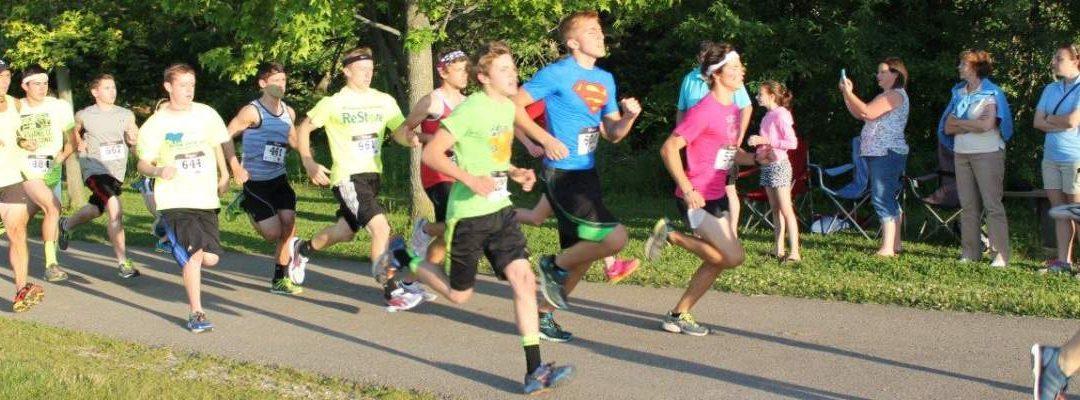 Marysville Neon 5k Glow Run